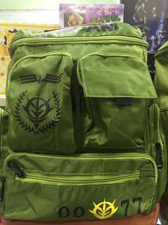 GUNDAM back bag for sale