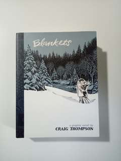 Blankets | Craig Thompson