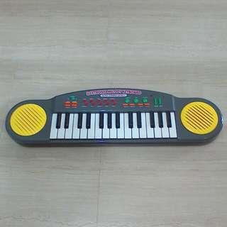 Electronic Melody Keyboard.