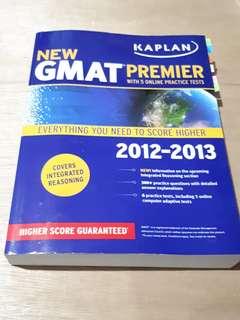 GMAT Premier book