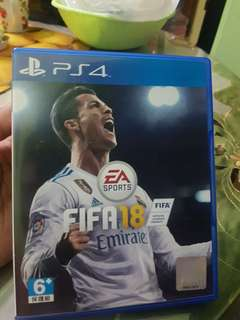 FS: BD FIFA 18 ps4 second idr 300000