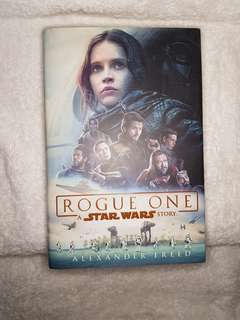 Brand New Rougue One A Star Wars Story Hardbound Book