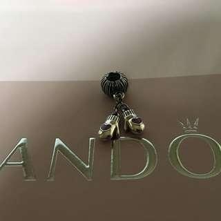 Pandora Winter Mittens Charms