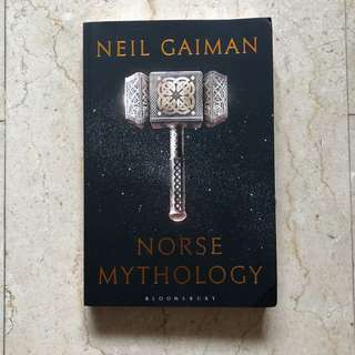 Brand New Norse Mythology by Neil Gaiman