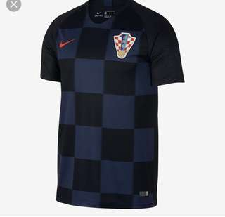 WTB: Looking for Croatia World Cup 2018 Away Jersey