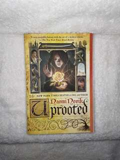 Brand New Uprooted Book