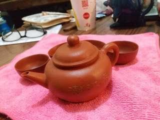 紫砂茶壺 套裝