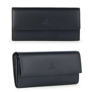 英國代購Vivienne Westwood減價ALEX LONG WALLET WITH CUFF(2018春夏新款)