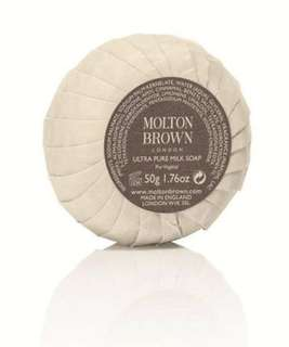 Molton Brown Ultra Pure Milk Soap 50g