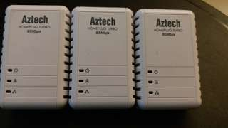 Aztech Homeplug Turbo 85Mbps