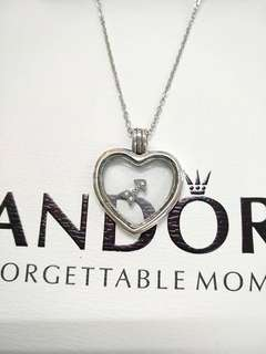 SALE!!! LOCKET NECKLACE PANDORA