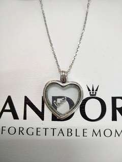SALE!!! PANDORA LOCKET NECKLACE