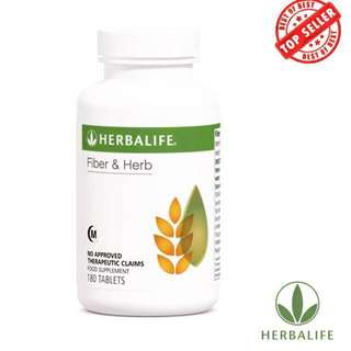 Herbalife Fiber and Herb Authentic