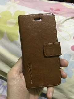 Leather Wallet Case for iPhone 6 6s Original