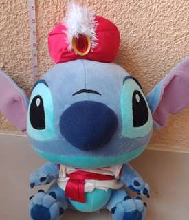 Stitch Genie Stuff Toy Plush Biggie