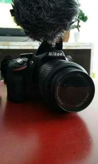 NIKON D3200 (CAN NEGO)