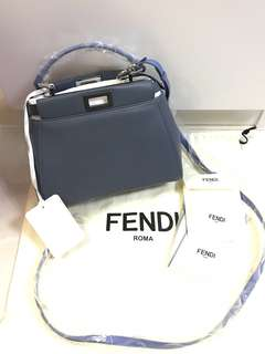 Fendi Peekaboo Mini 全新