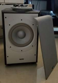 Infinity PS28 Subwoofer 低音揚聲器