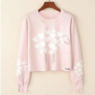 Sweater crop domba