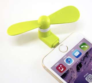 Mobile phone Mini Fan