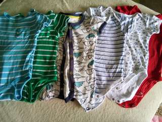 Baby Rompers 9-12m
