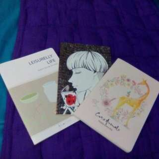 3 PCs New Notebooks