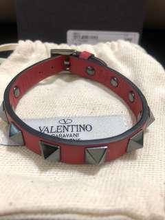 Valentino Leather Studded