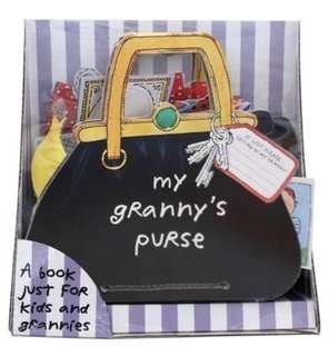 My granny's purse 立體書