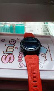 Samsung Gear s3 98%新  行貨 手錶 智能錶 三星