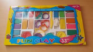 Educational Fun Clay