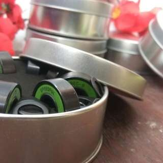 SPEED BEARINGS ABEC9 SKATEBOARD