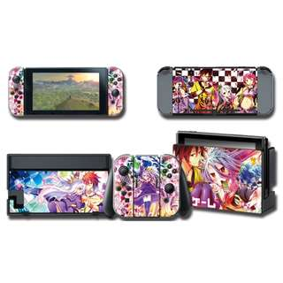 Nintendo Switch Decal Skin No Game No Life