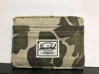 9成新- Herschel迷彩卡套