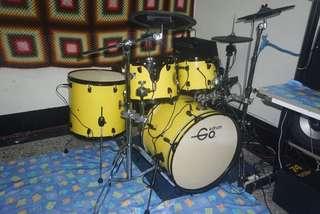 🚚 GoEdrum Hybrid electronic drum
