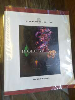 McGraw Hill Biology 7th edition International Edition