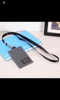 Lanyard and card holder