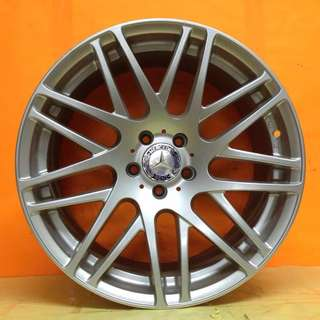 19inch SPORT RIM MERCEDES BENZ PERFORMANCE WHEELS