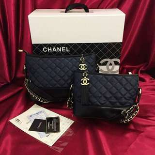 Chanel 2 in 1 set
