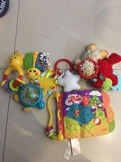 Mothercare theeter dan mainan bayi