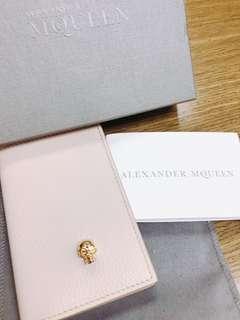 100% Alexander McQueen card holder