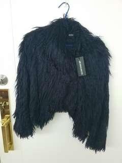 ANN DEMEULEMEESTER Faux Jacket