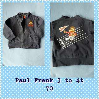 Paul Frank Jacket 4t