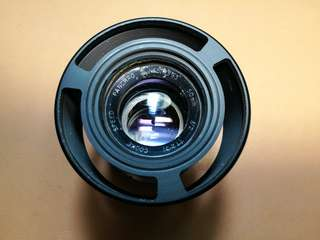 Cooke speed panchro 50mm f2 for Leica M Ser. 1