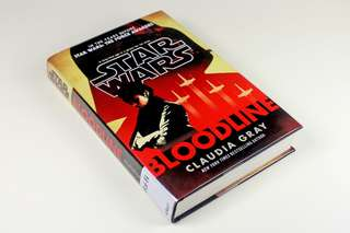Star Wars Bloodline by Claudia Gray Hardcover