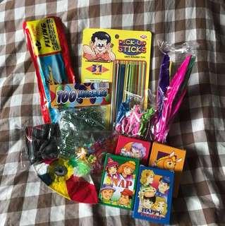 🚚 Old School Games - 12 Goodies Pack