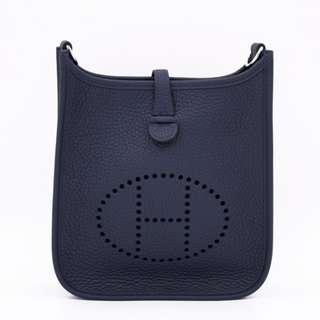 (NEW) HERMES MINI EVELYNE TOGO TOGO TPM SHOULDER BAG PHW 全新 手袋