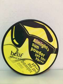 Compact Powder Sun Protection