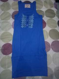 KASHIECA BLUE DRESS