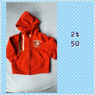 Red Jacket 2t