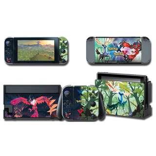 Nintendo Switch Decal Skin Pokemon X&Y